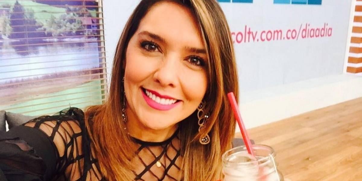 ¡La presentadora Mónica Rodríguez cambió de look!
