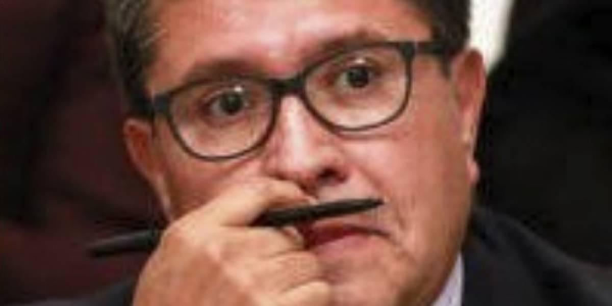 Ricardo Monreal opaca a secretaria del Medio Ambiente en ALDF