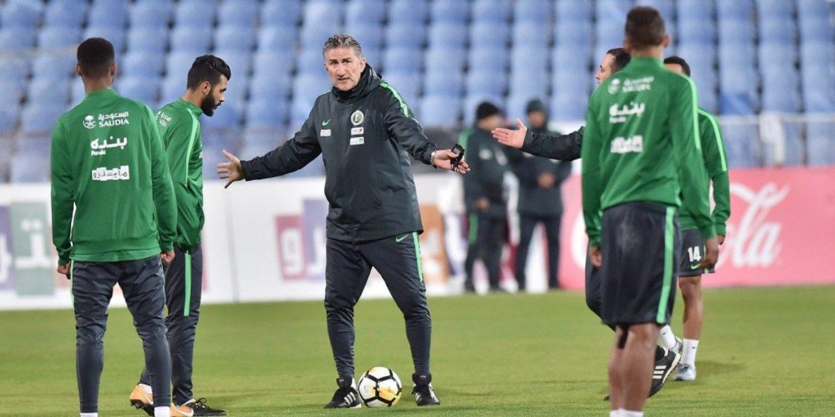 Bauza le advierte a su amigo Pizzi de los serios problemas que encontrará en Arabia Saudita