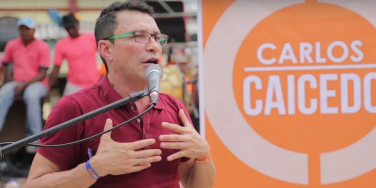 Capturan al exalcalde de Santa Marta, Carlos Caicedo