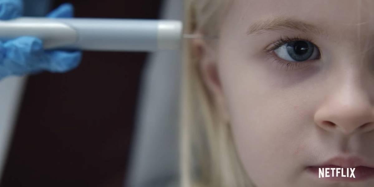 """""""Black Mirror"""": Netflix presenta inquietantes trailers de dos de los capítulos de la cuarta temporada"""