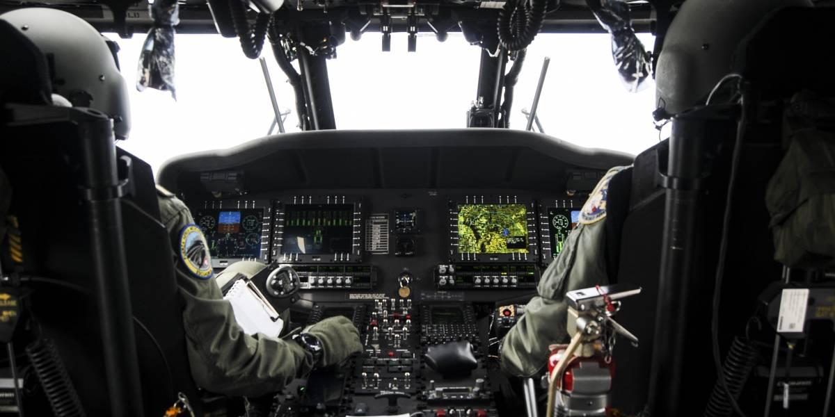 Se desploma helicóptero del Ejército en la sierra de Guerrero