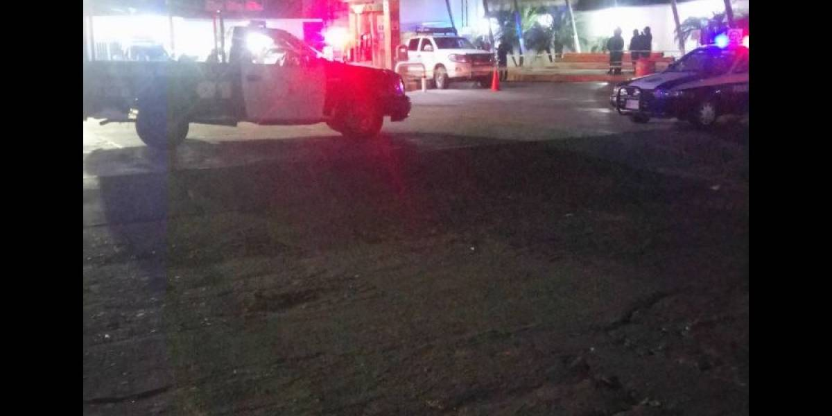 Asesinan a ex presidente municipal de Guevea de Humboldt