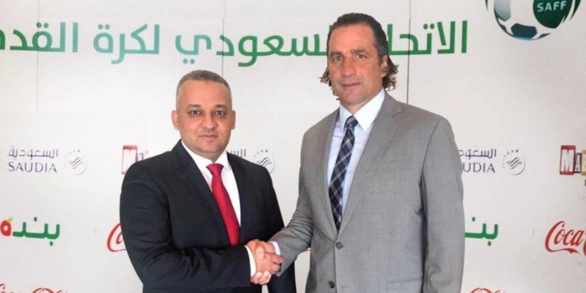 Juan Antonio Pizzi sí va al Mundial: Se convirtió en el nuevo entrenador de Arabia Saudita