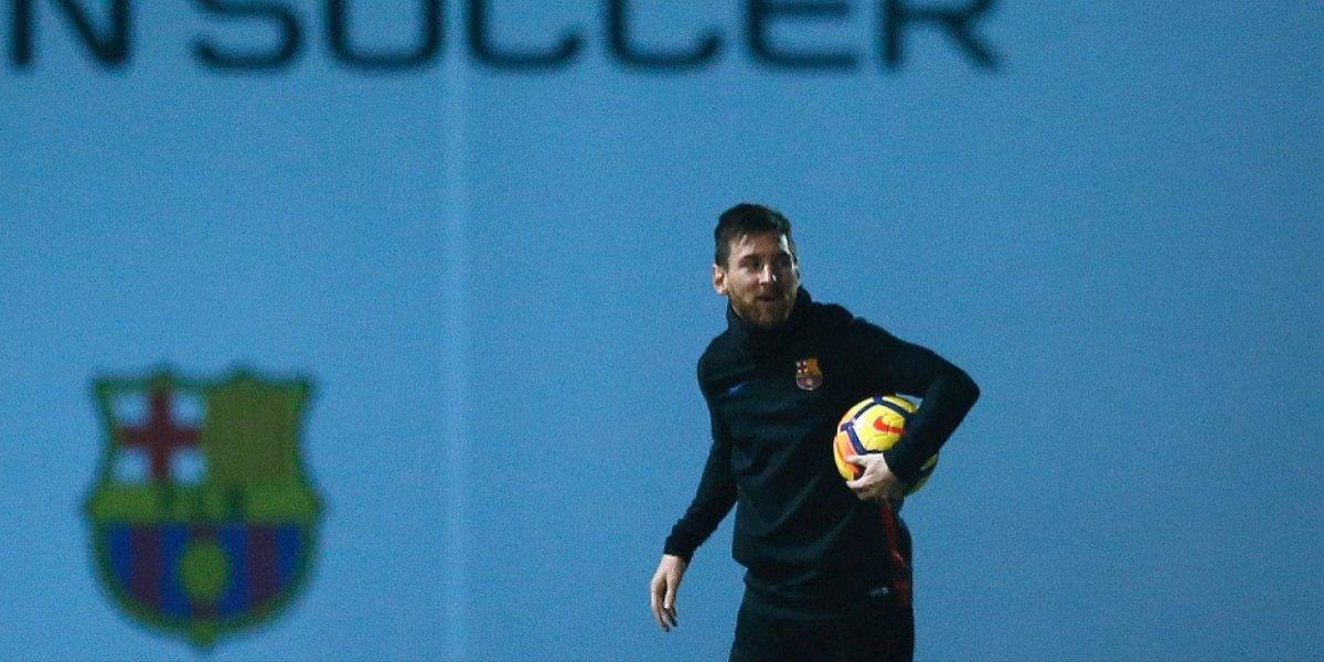 Lo que el Barcelona puede comprarcon la cláusula de rescisión de Messi