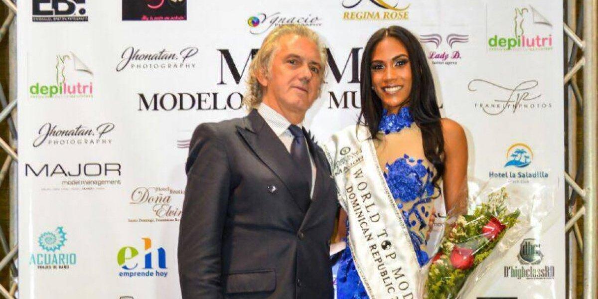 "Celebran certamen ""Model Top Mundial"""