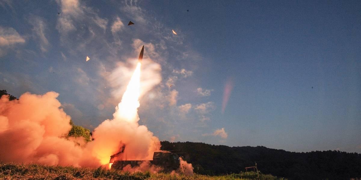Corea del Norte lanza un misil balístico; el primero en más de 2 meses