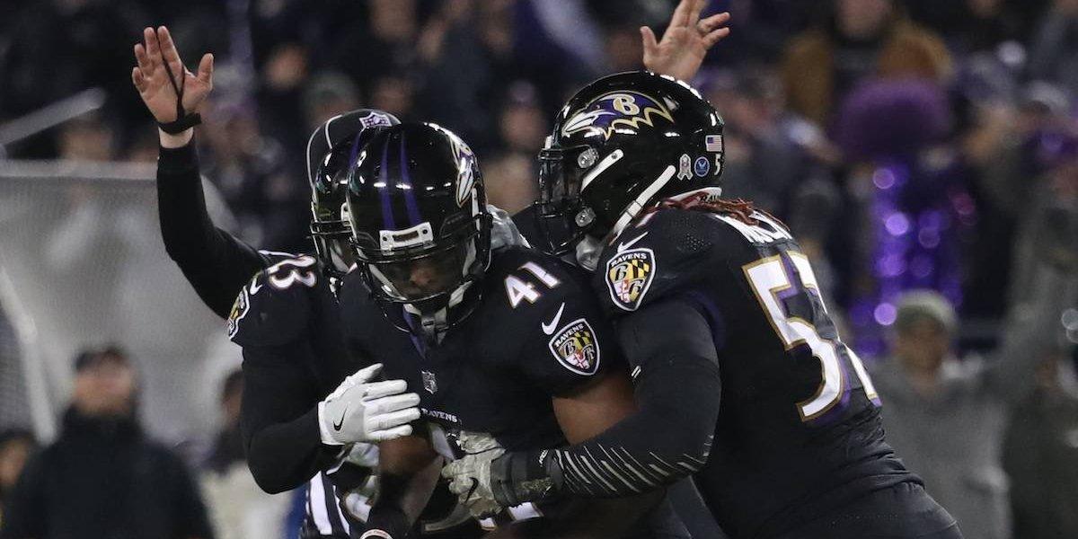 Cuervos vence 23-16 a Texanos el finalizar Semana 12 de la NFL