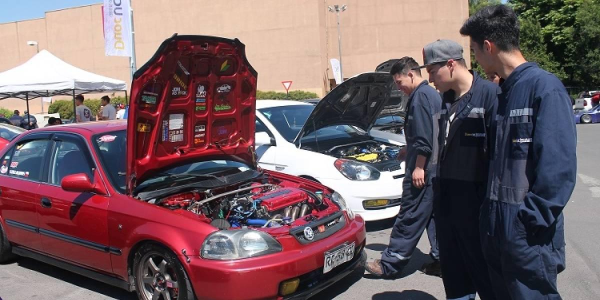 Con éxito se realizó la Expo Autos Modificados