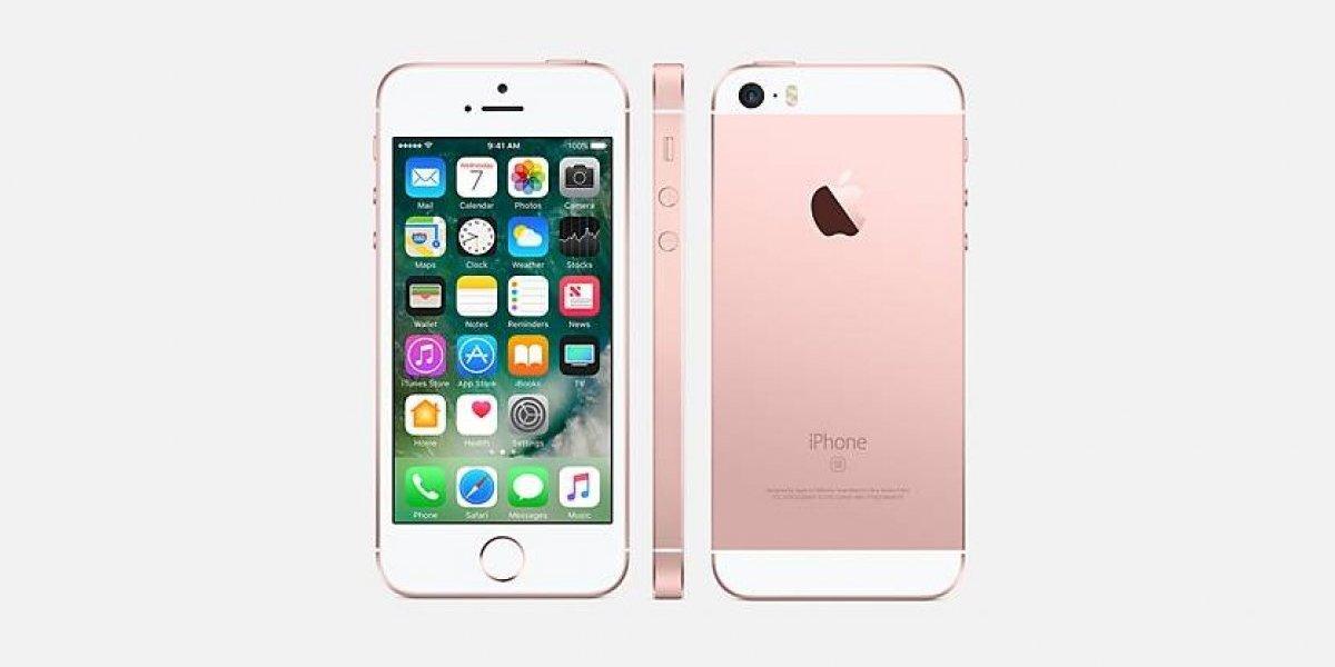 El nuevo iPhone SE podría llegar a mediados de 2018