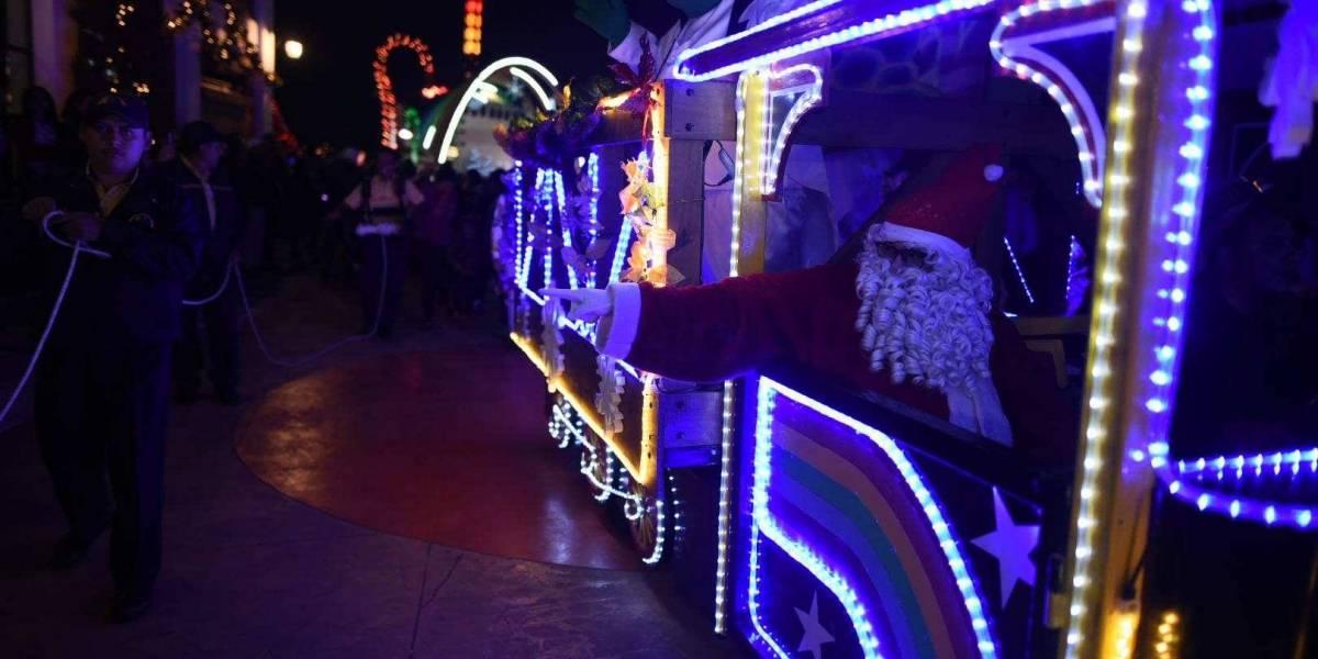 Estas son las actividades navideñas que tiene preparadas el IRTRA Petapa