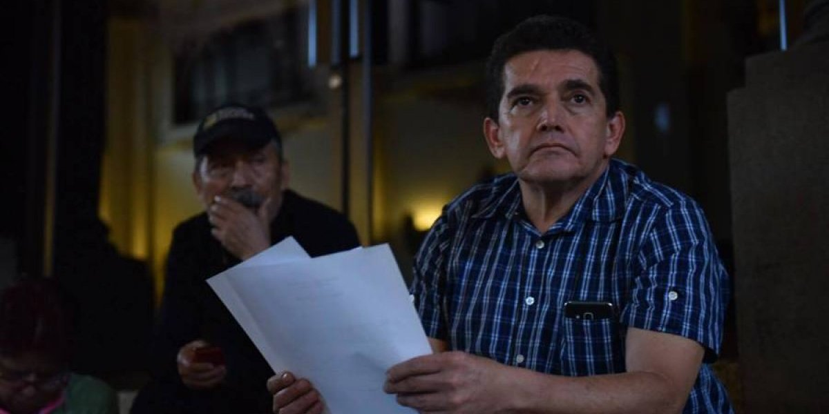 Joviel Acevedo fue aliado del PP, según Juan Carlos Monzón