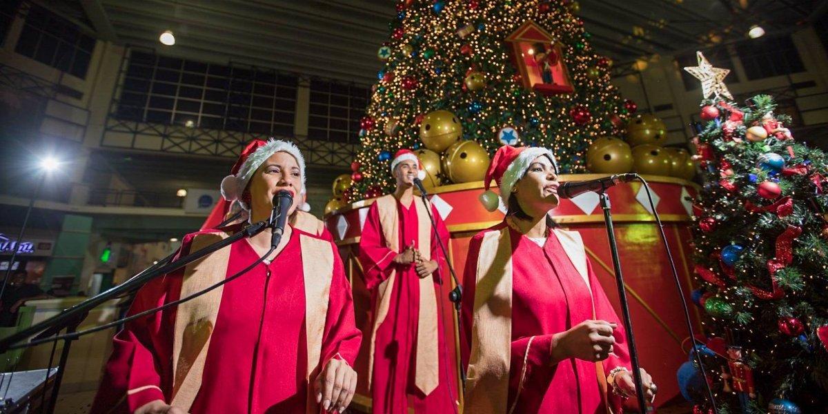 Megacentro ofrece conciertos Navidad