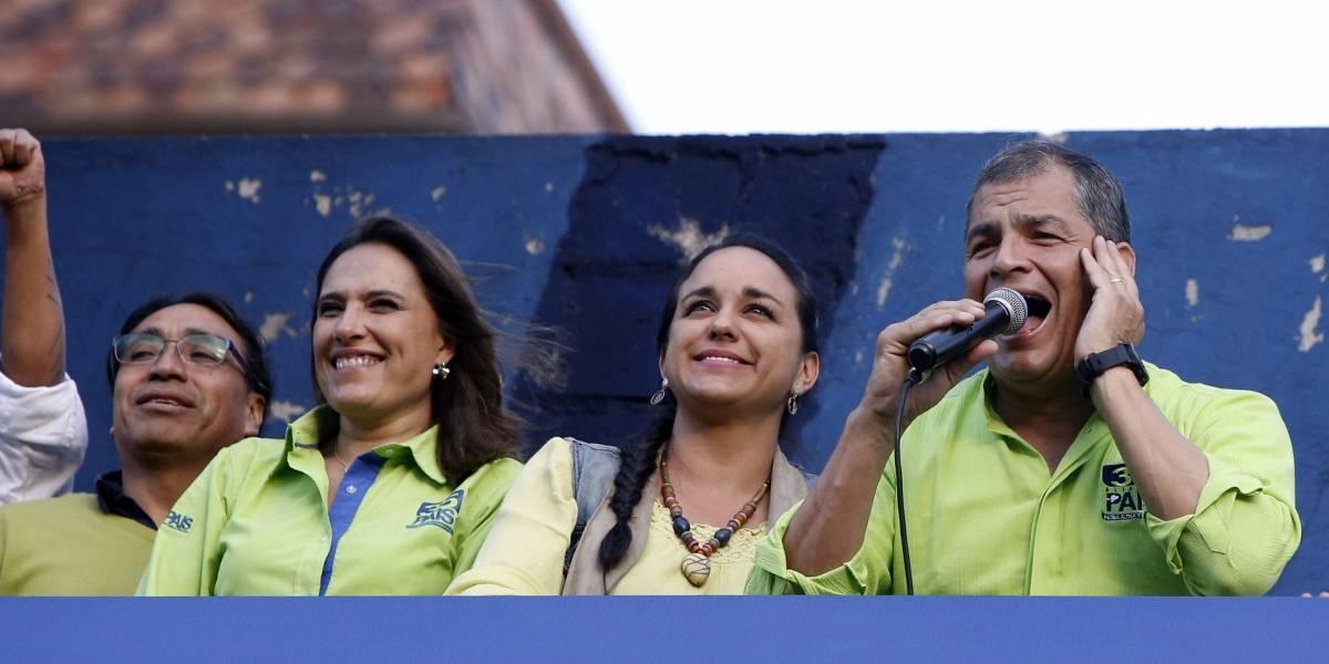 Rafael Correa: Nosotros no somos los traidores, son ellos