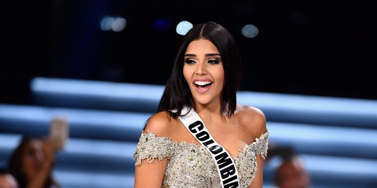 Circulan fotos de la representante de Colombia con libras de más, antes de ir a Miss Universo