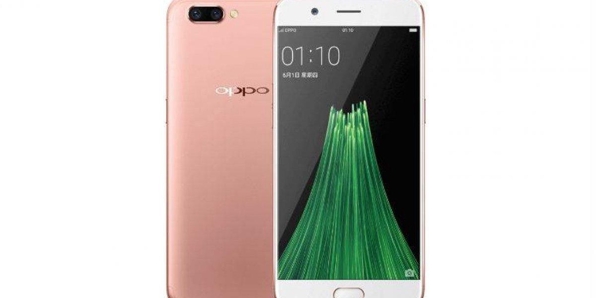Oppo quiere competir contra iPhone con los nuevos R11s