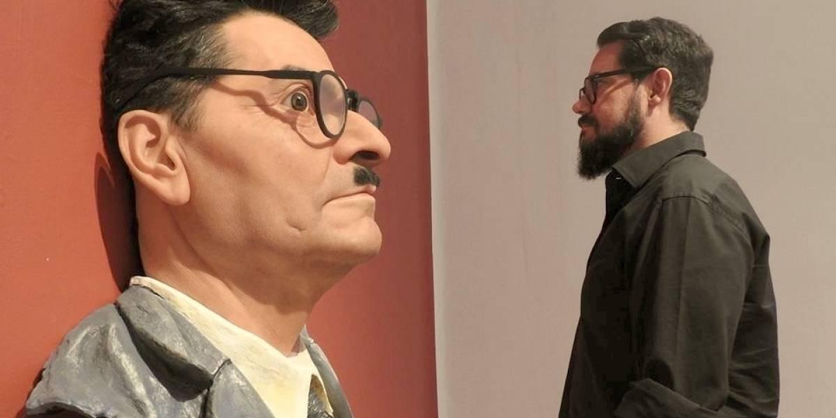 Artista que crea increíbles esculturas hiperrealistas, que te sorprenderán