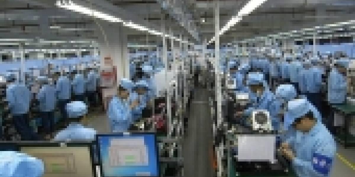 Así es por dentro OpenPlus, la fábrica china donde se crean 90 teléfonos cada hora