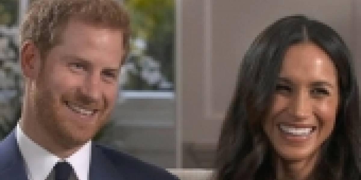 """""""Fue muy dulce, natural y romántico, él se arrodilló"""", el príncipe Harry y Megan Marckle tras anunciar su compromiso"""