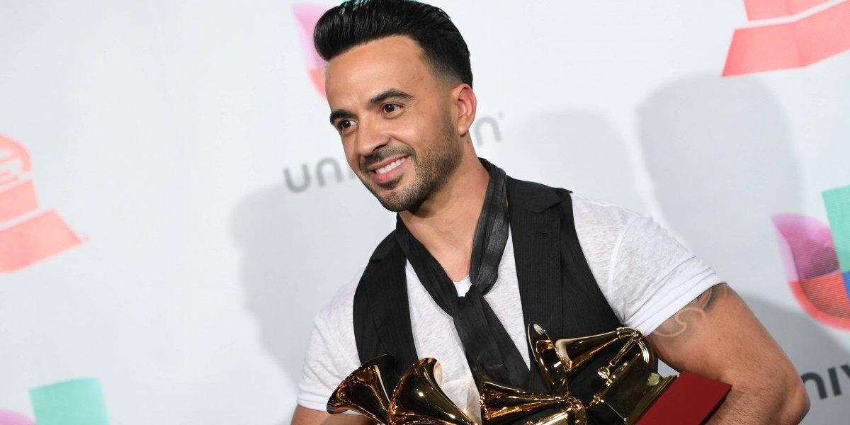 """""""Despacito"""" logra colarse entre las nominaciones a los premios Grammy 2018"""
