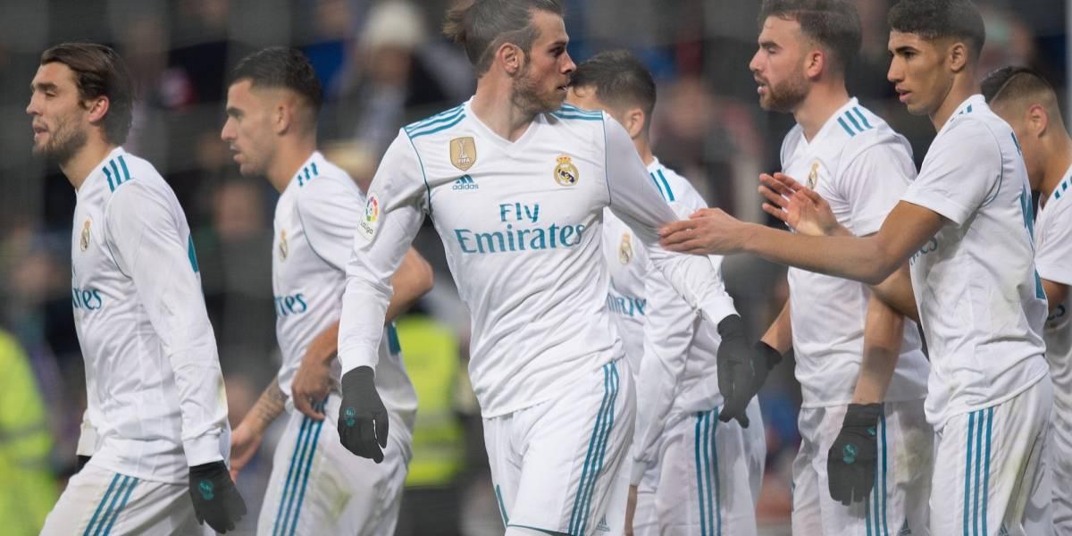 Real Madrid sufre otra vez, pero avanza en la Copa del Rey
