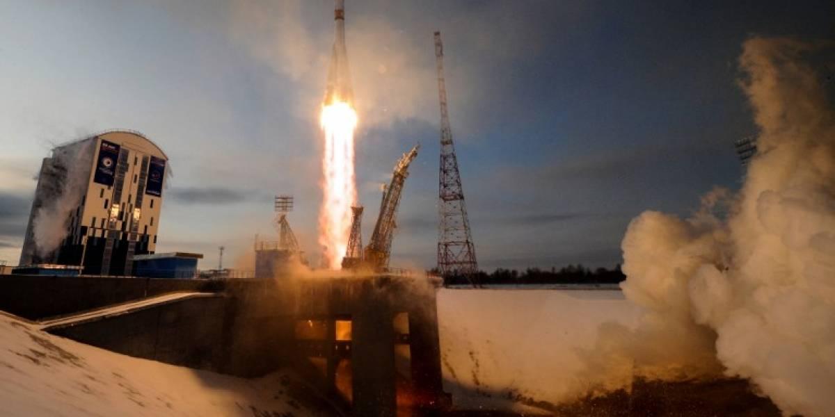 Rusia pierde contacto con el satélite lanzado desde Vostochni