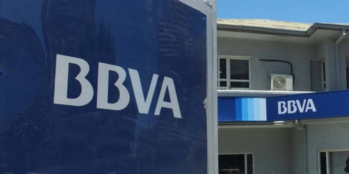 El BBVA busca vender la mayor parte de su filial en Chile