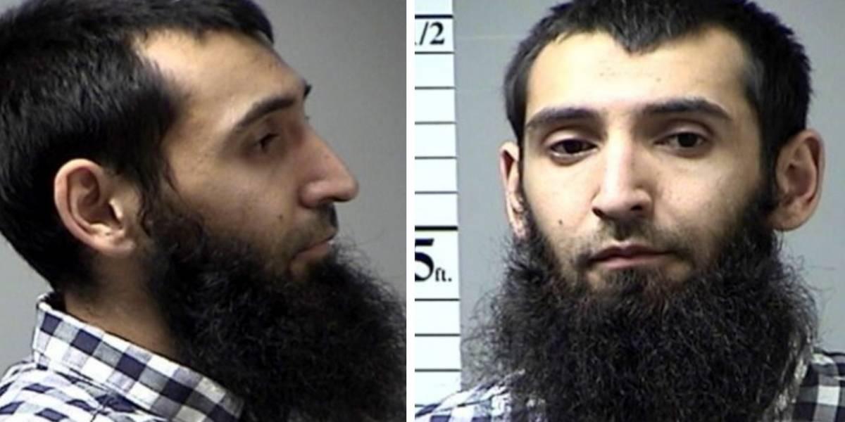Presunto autor del atentado en N.Y. se declara no culpable de cargos