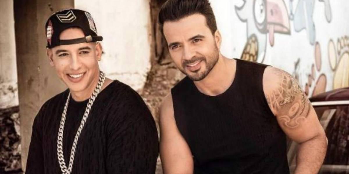 Despacito hace historia por nominación como mejor canción en Grammys
