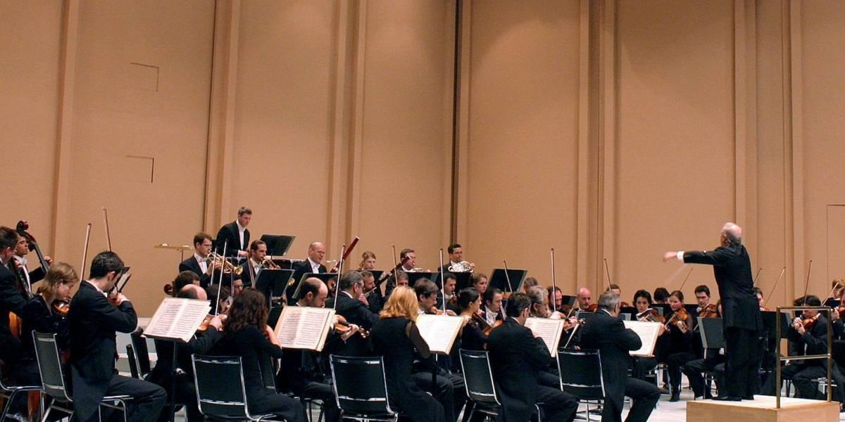 Orquesta sinfónica reinicia temporada de conciertos tras huracán