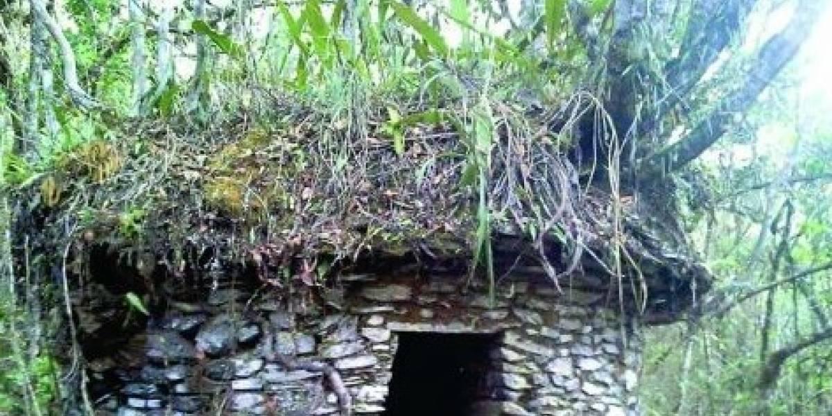 Encuentran 'ciudad perdida' del Imperio Inca