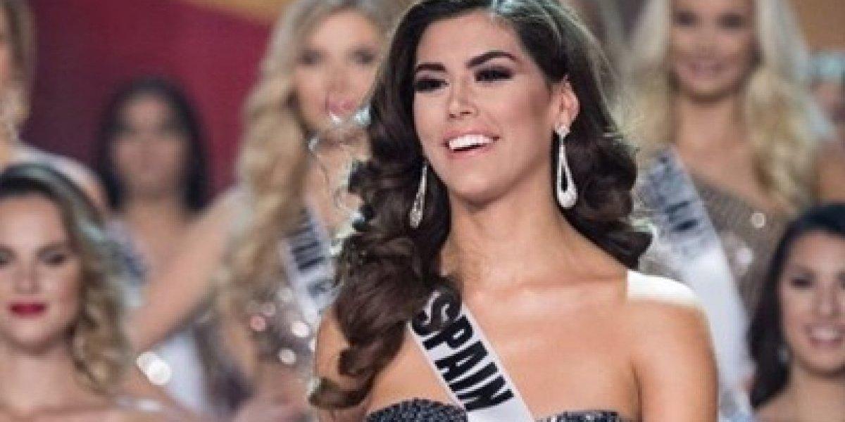 Miss España se desahoga tras no avanzar más en Miss Universo 2017