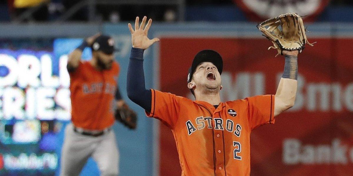 Astros reciben bono histórico por su triunfo en la Serie Mundial 2017