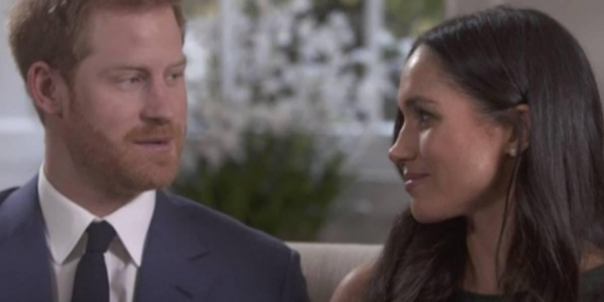 Así fue la propuesta de boda del príncipe Harry y Megan Marckle