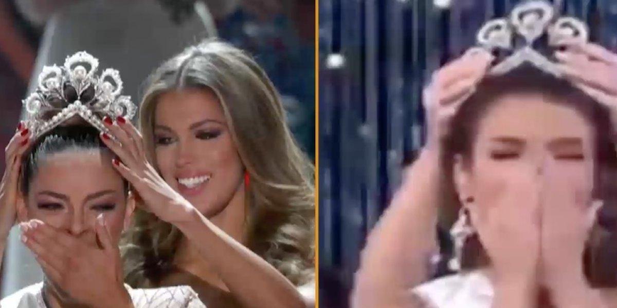 Zuleyka Rivera reacciona a parecido con Miss Universo