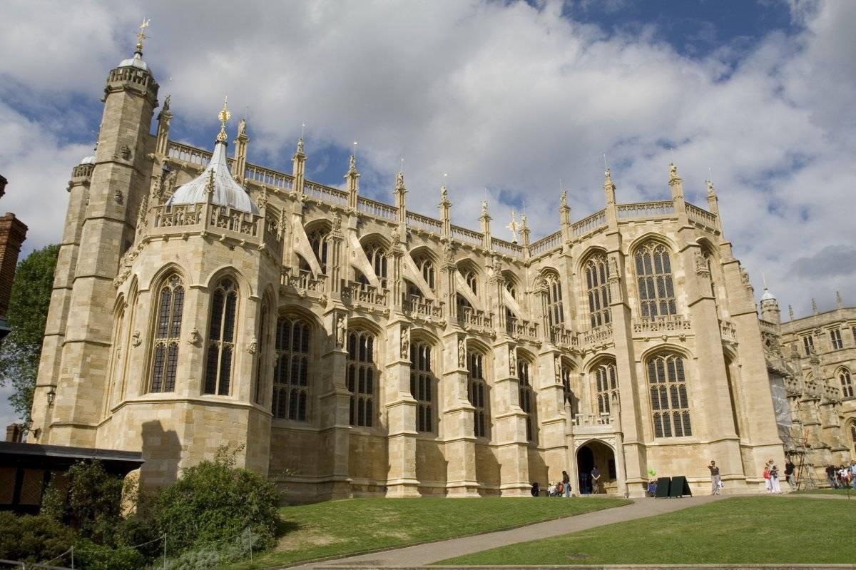 La Capilla de San Jorge del Castillo de Windsor / Thinkstock