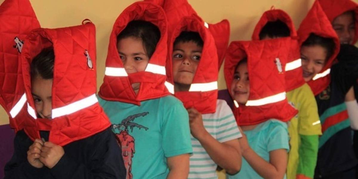 Capuchón pingüino: La curiosa herramienta contra incendios que podría llegar a Las Condes