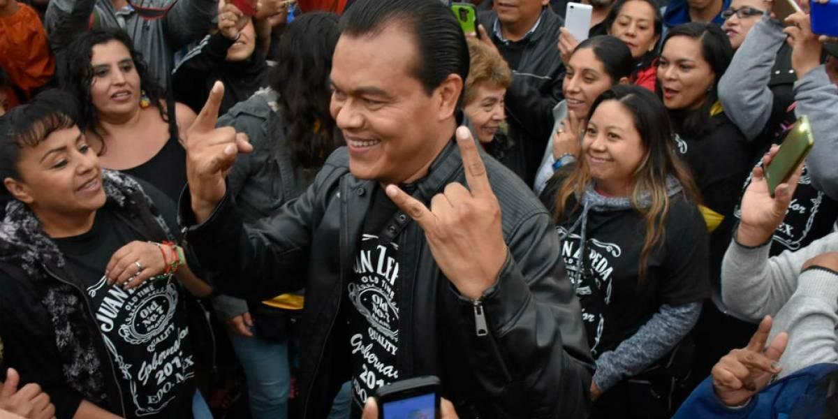 Juan Zepeda se vuelve a colgar del rock para ganar seguidores