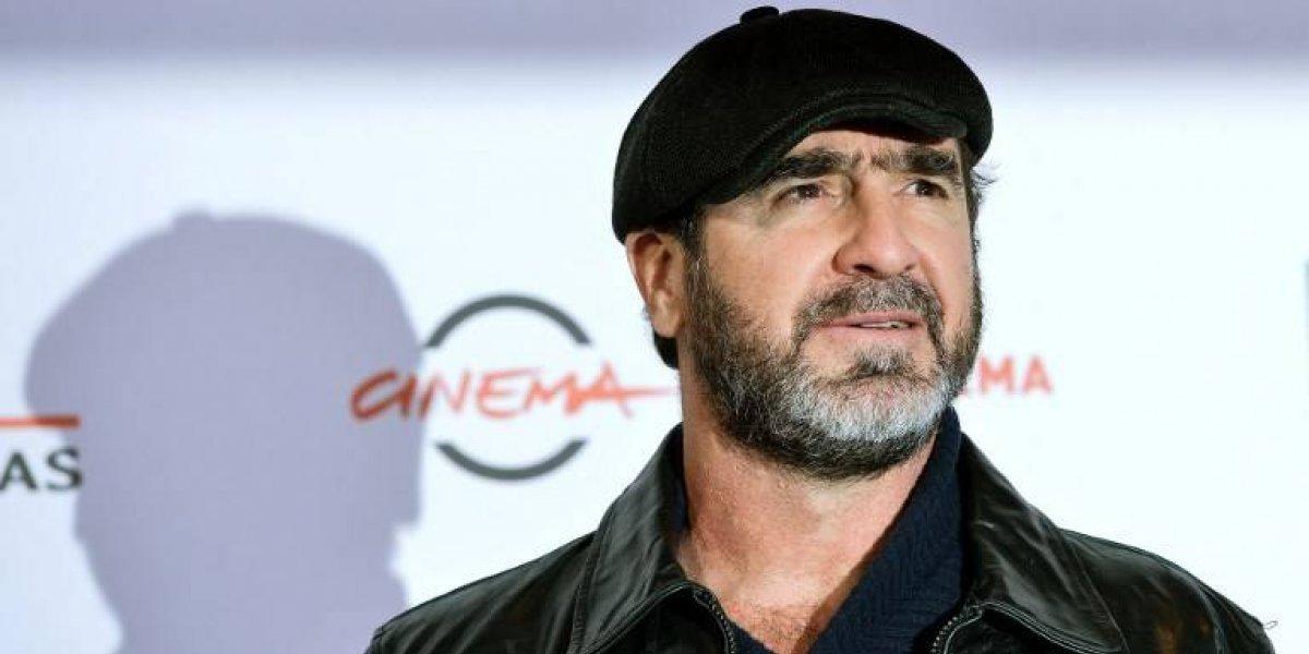 Eric Cantona es imputado por tratar de racista a Didier Deschamps