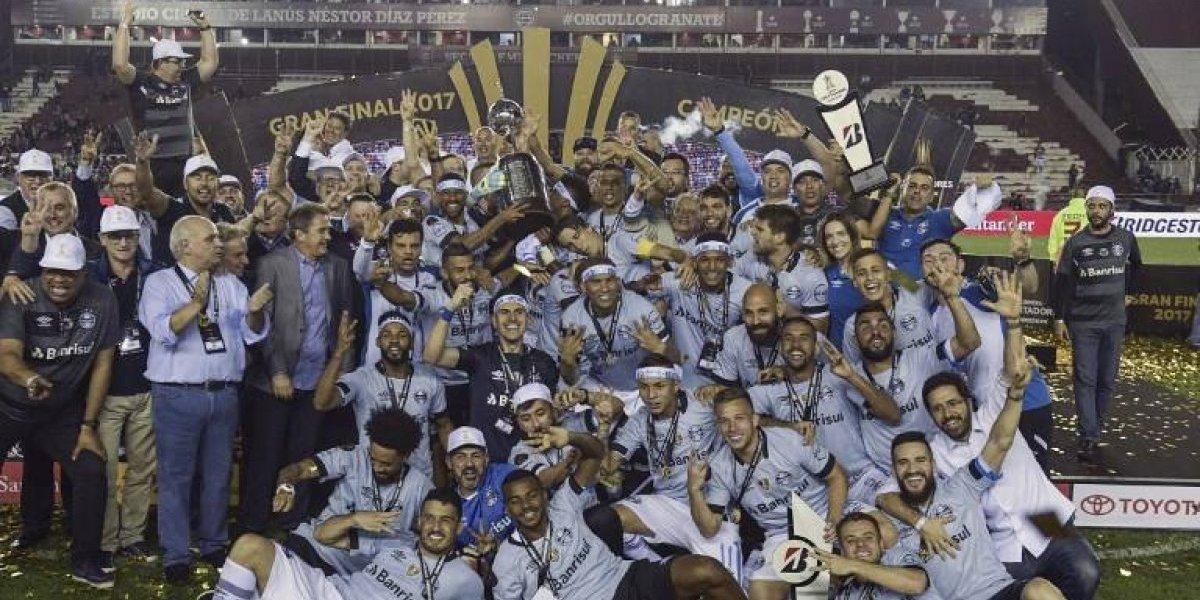 Deportes Iquique fue un escollo: El camino de Gremio hasta el título de la Libertadores