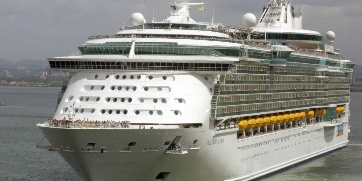 Crucero no llegó a Puerto Rico por incidente con empleado