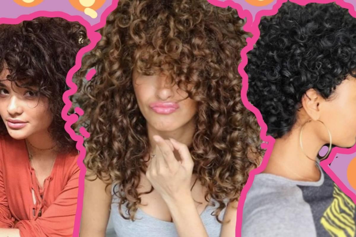 Cortes para cabello crespo de mujer