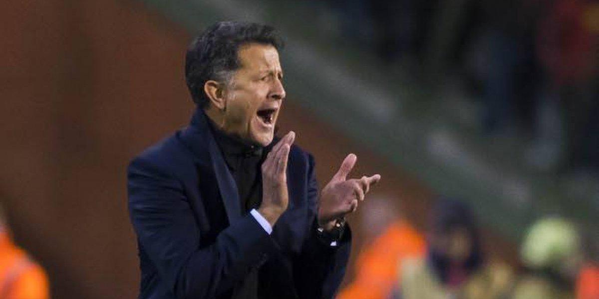 Osorio desea a rivales difíciles en Rusia 2018
