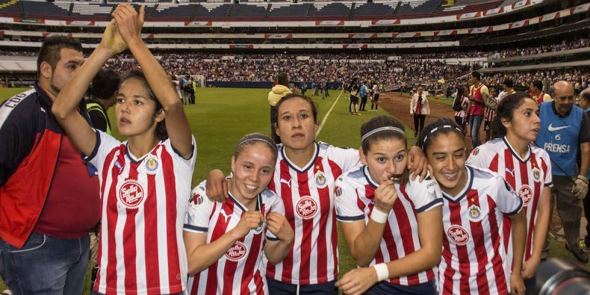 Chivas acapara el 11 ideal de la Liga MX Femenil