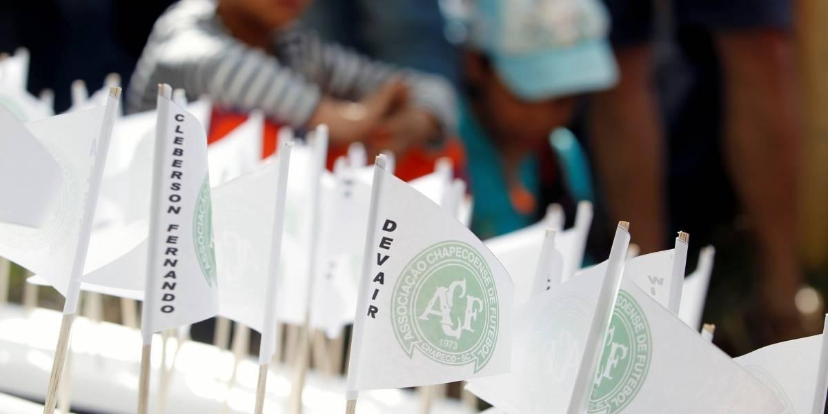 Chapecoense é indicada em duas categorias do Prêmio Laureus