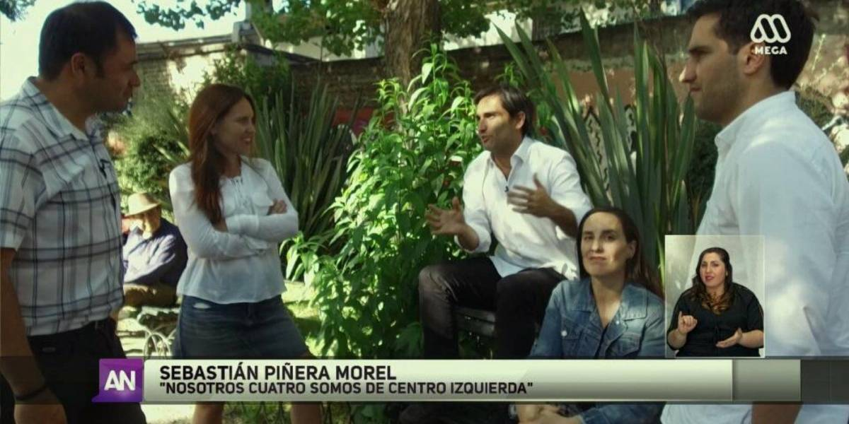 """Hija de Piñera aclara polémica frase """"somos de centroizquierda"""" y confirma lo que sabemos: """"Somos de centroderecha"""""""