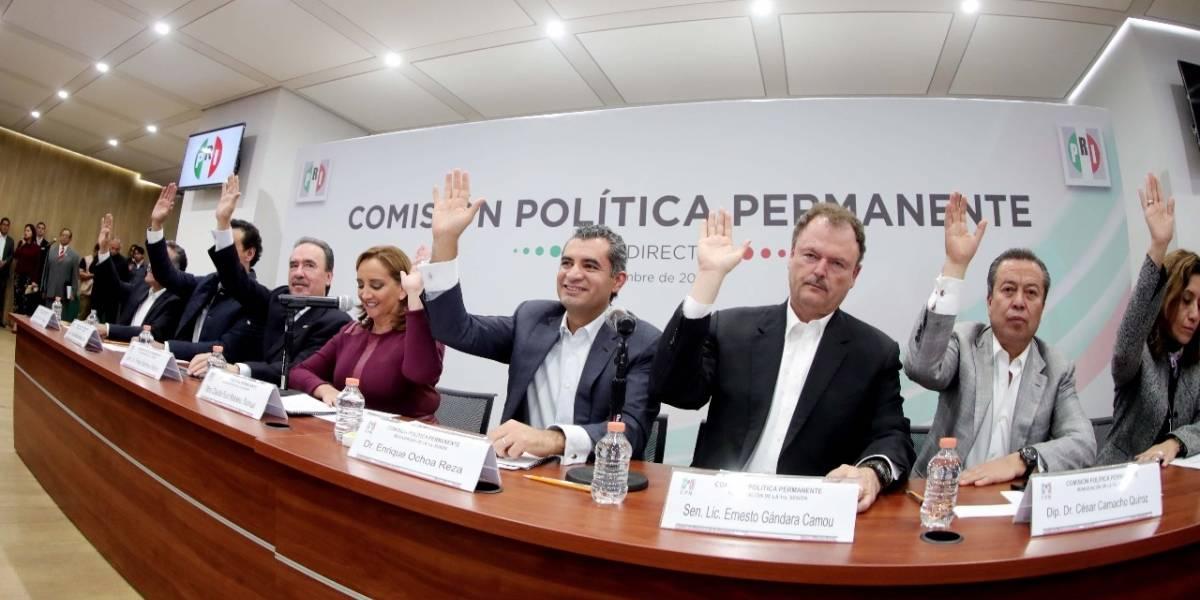 Consejo del PRI avala candidatura de Meade a la Presidencia