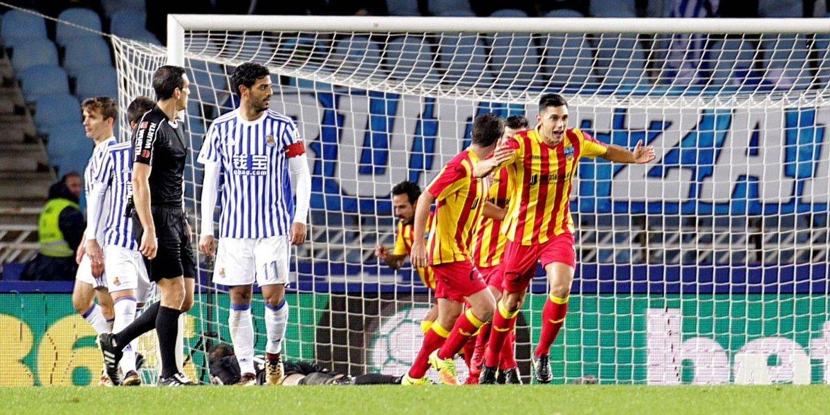 Los equipos de tercera división hicieron sufrir al Athletic de Bilbao y a Real Sociedad