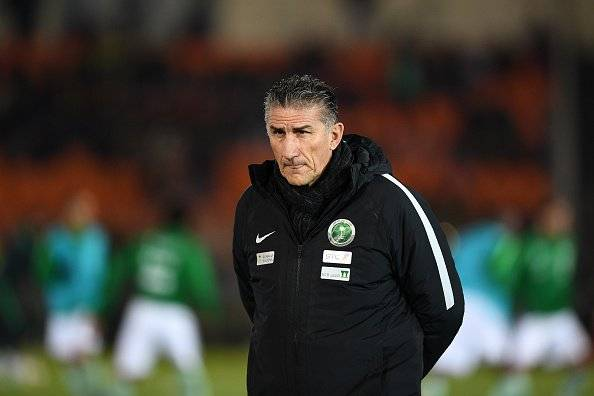 Getty Edgardo Bauza
