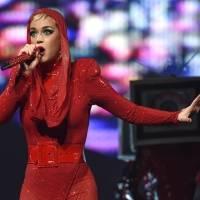 """Katy Perry quiere """"sumergirse completamente"""" en la maternidad"""